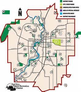 map of bend oregon neighborhoods bend oregon parks and recreation