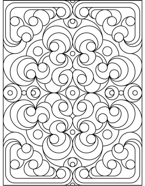 design a coloring page geometric designs coloring pages az coloring pages