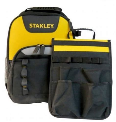 stanley back pack tool bag review and buy in riyadh