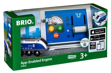 brio remote control brio app enabled remote control engine 33863 33863