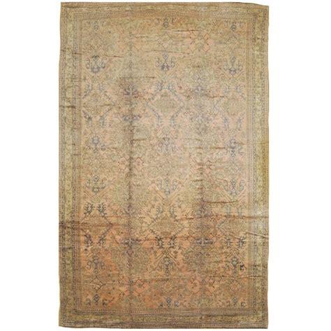 large turkish rugs large antique turkish oushak rug for sale at 1stdibs