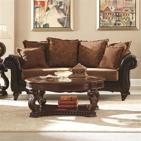 coaster garroway traditional sofa furniture