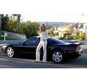 Donald Trump's Ex Wife Marla Maples' 1992 Acura NSX  The