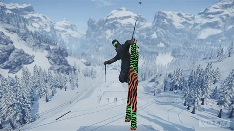 Snowy Gamis snow cryengine 3 open world sports due this year vg247