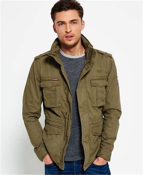 Sumber Grosir Bomber Croope Armi Fit To L T0210 giacca rookie da uomo superdry