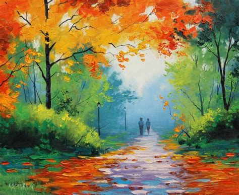 beautiful landscape paintings by graham gercken and