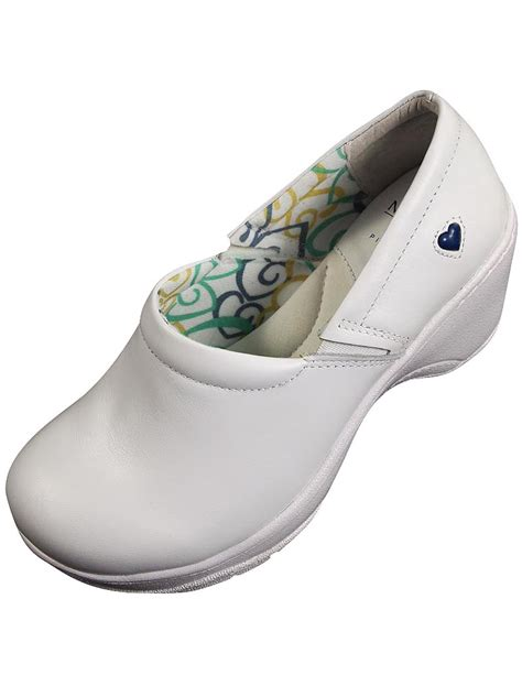 clogs heels for mates bryar premium leather nursing clogs