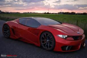 amazing sport car bmw gt m1 luxury design mycarzilla