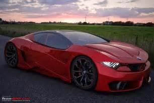 amazing sport car bmw gt m1 luxury design mycarzilla