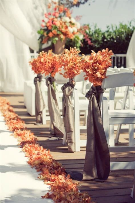 Romantic Canada Wedding with Warm Fall Colors   Wedding