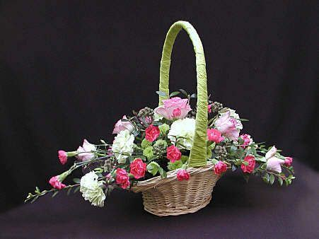 1000 images about flower arrangement on floral arrangements pink carnations and