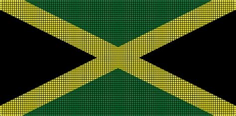 jamaica pattern jamaica flag crochet pattern