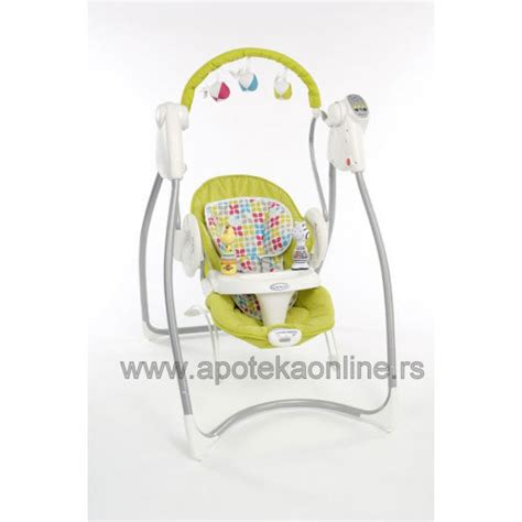 graco swing n bounce graco ljulja蝣ka swing n bounce fizz