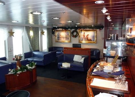 Mini 2 Turun should you upgrade to commodore de luxe on dfds 2 for 1 mini cruises