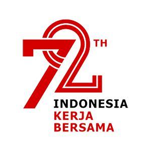 Kaos Hut Kemerdekaan Ri 72 Tahun Indonesia Kerja Bersama Versi 3 dp bbm hut ri ke 72 spesial 17 agustusan 2017 kochie frog