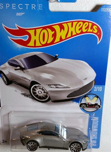Aston Martin Merah 2017 Hotwheels Berkualitas hotwheels aston martin db10 007 spectre 112 2016 50 00 en mercado libre