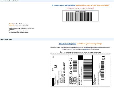 printable return label amazon amazon comへの返品方法 輸入ビジネスで独立起業
