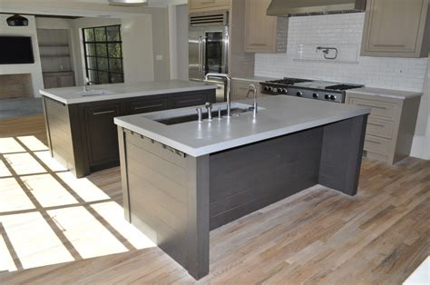 Two Kitchen Islands 2 Island Kitchen Dex Industries