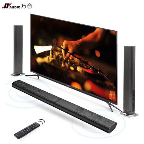 speakers hifi detachable wireless bluetooth soundbar