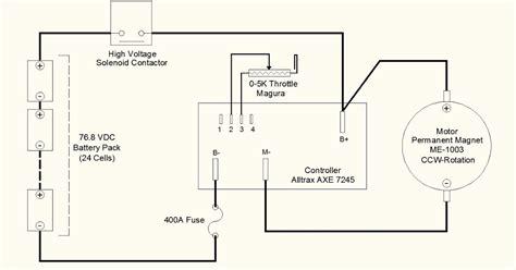 electric motorcycle diagram wiring diagram