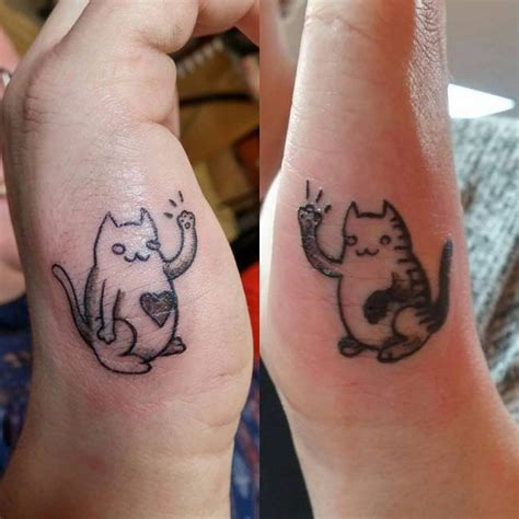 nautical couple tattoos 250 lovely matching tattoos for couples