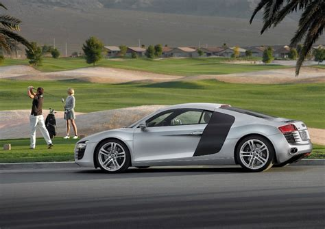 Audi Golf Cup by Audi Offers An R8 At The Tavistock Cup Golf Tournament