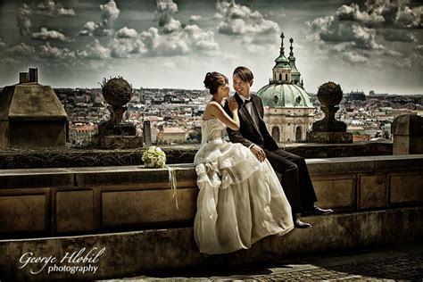 Best Wedding Photo by Pre Wedding Photography In Prague Prague Wedding