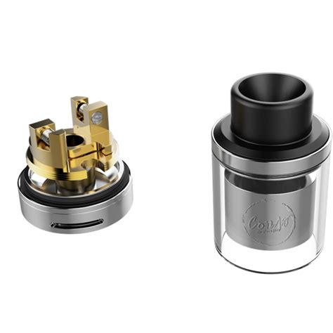 Jual Atomizer Coilart Mage Gta 24mm Authentic Gold Edition Coilart Mage Gta 24mm 3 5ml