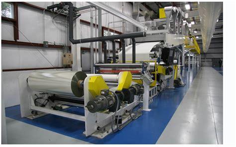 Paper Machine Manufacturers - release paper coating machine shanghai guangwei