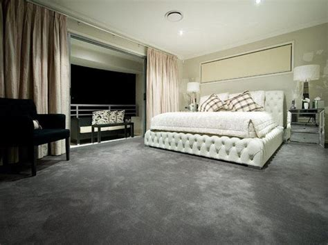 carpet ideas for bedrooms modern bedroom design idea with carpet balcony using beige colours bedroom photo 240304
