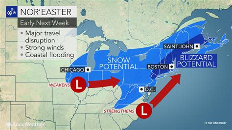 what is a nor easter in weather nor easter may bury mid atlantic new with heavy