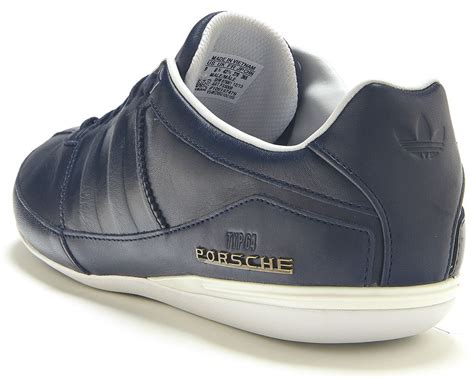 Adidas Originals Porsche Design by Adidas Originals Baskets Hommes Porsche Design Typ 64 Bleu