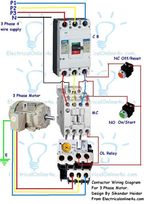 3 phase air compressor wiring diagram wiring diagram