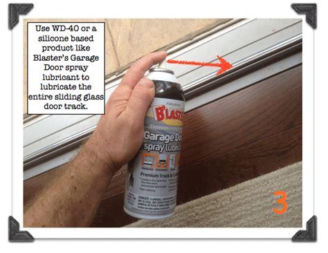 garage door track lubricant