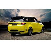 Range Rover Sport Styling Package By Aspire Design