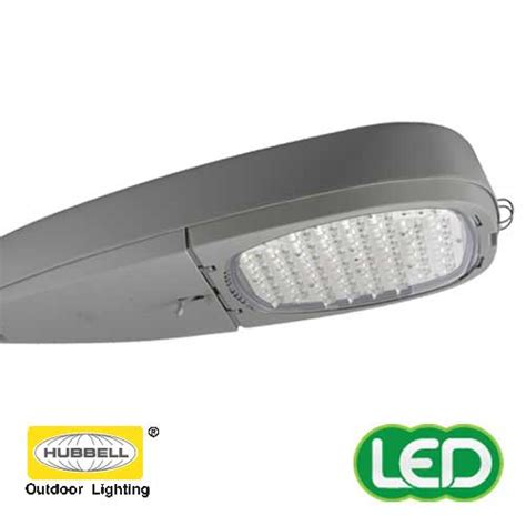 outdoor led lighting systems hubbell outdoor award winning roadway led lighting system