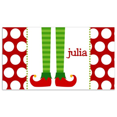 printable elf holiday activity mat christmas place mat personalized christmas placemat