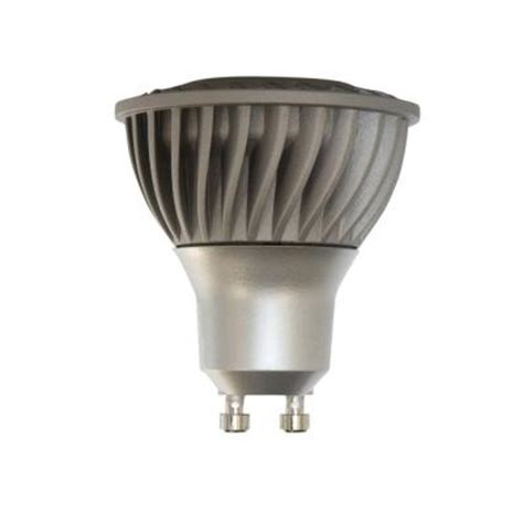 Gu10 Led Light Bulbs 50w Ge 50w Equivalent Reveal Mr16 Gu10 Dimmable Led Light Bulb Led6d Gu10 Rvltp The Home Depot