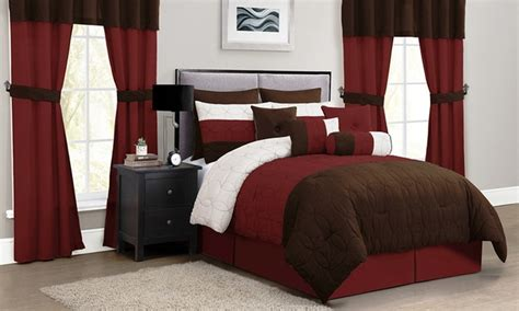 comforter set 20 piece groupon goods