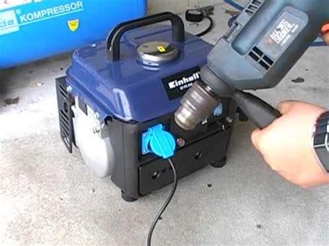 Stromerzeuger Einhell 2332 by Stromerzeuger Einhell Einhell Stromerzeuger Rt Pg 5500 D
