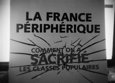 libro la france priphrique la france p 233 riph 233 rique l atelier