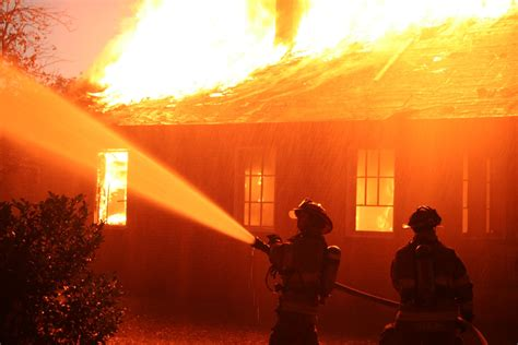 fire house fire facts