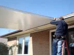 Metal Sunroom How To Install Insulated Roof Panels Part 1 Youtube