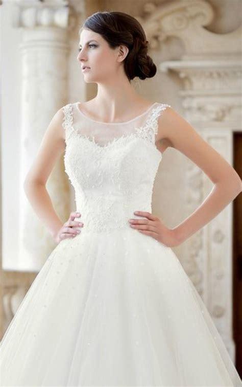 Brautkleider Mode by Ma 223 Geschneidertes Prinzessinnen Brautkleid Lange Schleppe