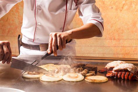 Teppanyaki And Hibachi Experience Photo Gallery Benihana Chef S Table Benihana