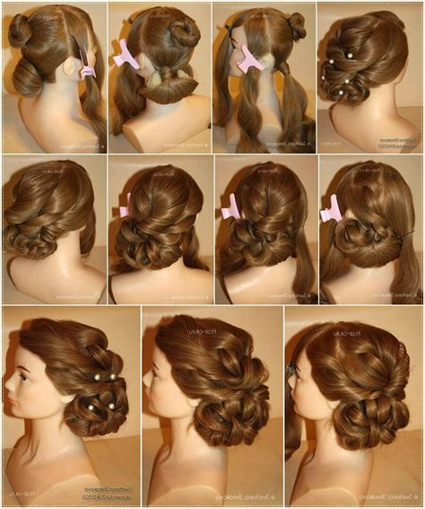 Simple Hairstyles For Hair Step By Step by Simple Indian Hairstyles For Medium Hair Step By Step