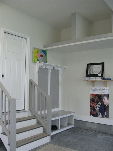 Garage Cubbies by The World S Catalog Of Ideas