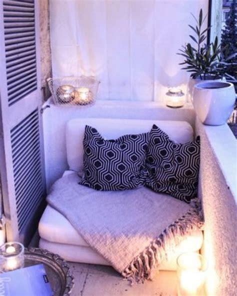 ideen chill ecke garten lounge ecke balkon haus ideen