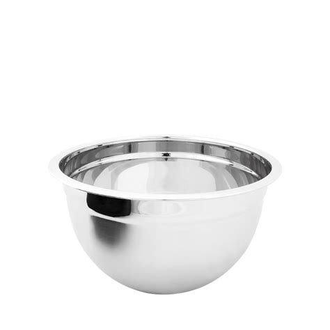 Stainless Bowl Mangkok Stainless 22cm Vavinci cuisena stainless steel mixing bowl 22cm fast shipping