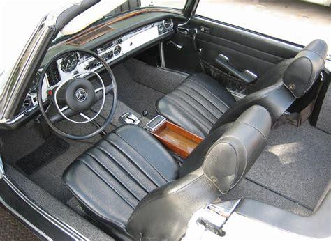 Mercedes 280sl Interior by 1970 Mercedes 280sl Roadster 64133